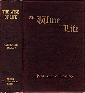 The Wine of Life=