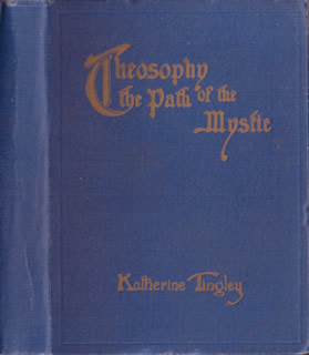 Theosophy: The Path of the Mistic